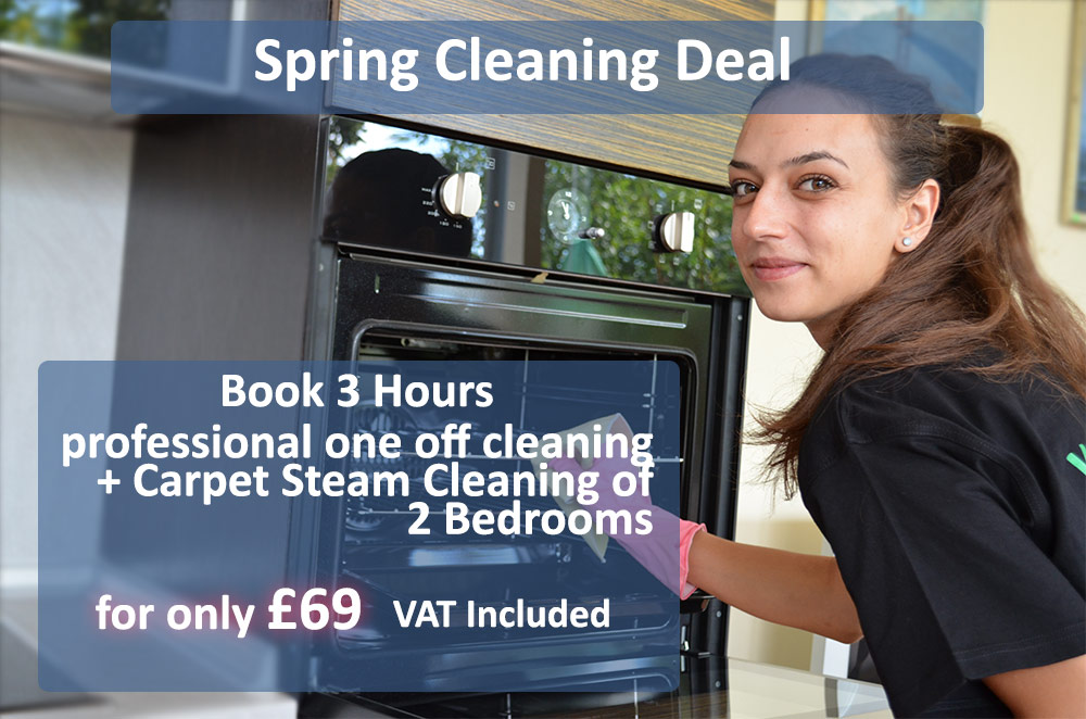 Spring cleaning deal for just 69